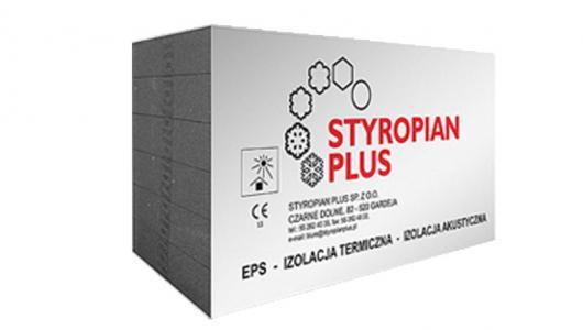 Styropian grafitowy